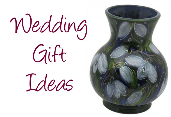 Unique Wedding Gift Ideas at Stoke Art Pottery
