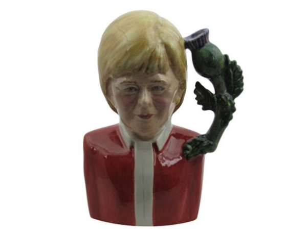 Nicola Sturgeon Toby Jug in the News