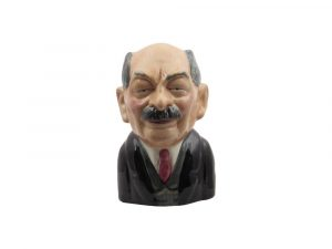Clement Atlee Toby Jug British Prime Minister Series