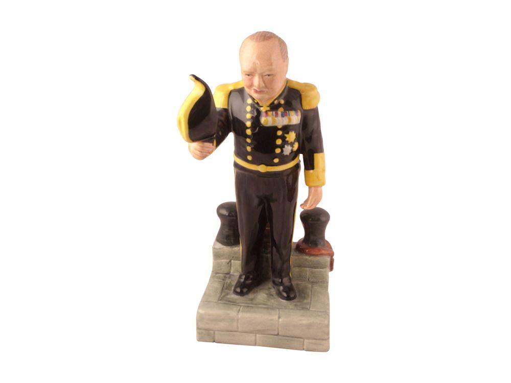 Winston Churchill Figure Lord Warden Of The Cinque Port