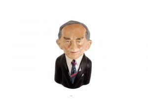 Alec Douglas Home Toby Jug by Bairstow Pottery