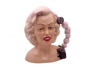 Marilyn Monroe Character Jug Bairstow Pottery