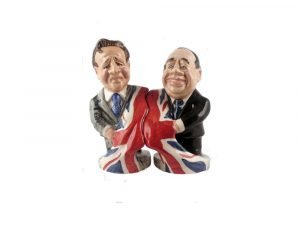 Bairstow Pottery Collectables State of the Union Figures