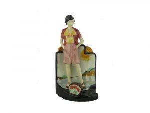 Kevin Francis Ceramics Figurine Tallulah Bankhead