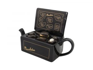 Chocolate Box Collectable Novelty Teapot