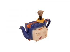Golf Holidays Collectable Novelty Teapot