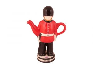 Guardsman Collectable Novelty Teapot
