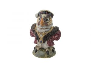 King Henry Vlll Grotesque Bird Figure