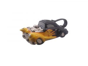 Hot Rod Racing Car Collectable Novelty Teapot