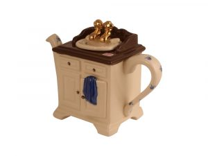 Wash Stand Collectable Novelty Teapot