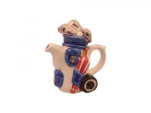 Golf Trolley Golf Bag Collectable Novelty Teapot