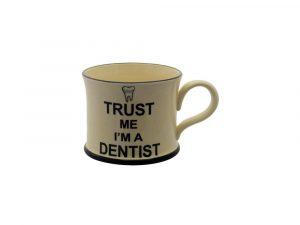 Moorland Pottery Mug I'm A Dentist