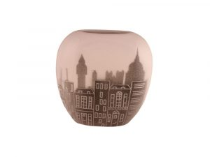 12cm London Landscape Design 2 by Lucy Goodwin Ceramic Designer