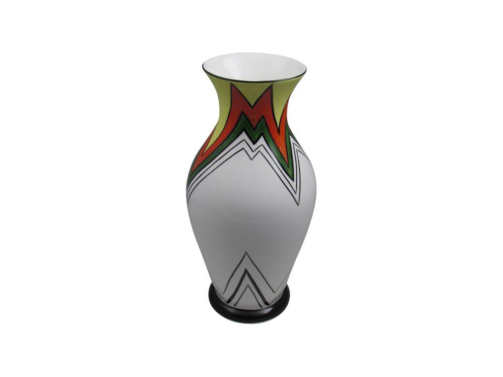 emma bailey ceramics vase regal moments design stoke art. Black Bedroom Furniture Sets. Home Design Ideas