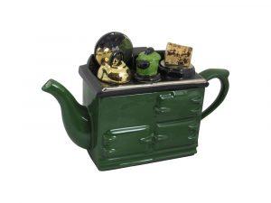 AGA Cooker Baking Day Collectable Teapot