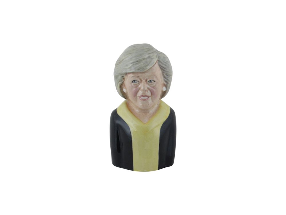 Theresa May Toby Jug Joins British Prime Minister Series