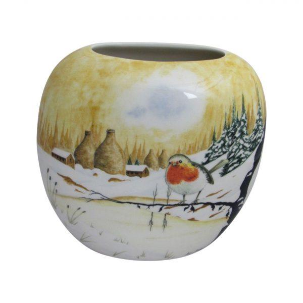 Tony Cartlidge Pottery Vase Potteries Winterland