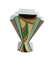 Emma Bailey Ceramics Vase African World Design