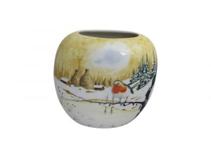 Tony Cartlidge Pottery Vase Potteries Winterland