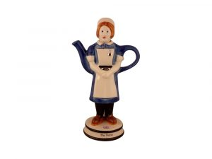Nurse Collectable Teapot by Carters of Suffolk
