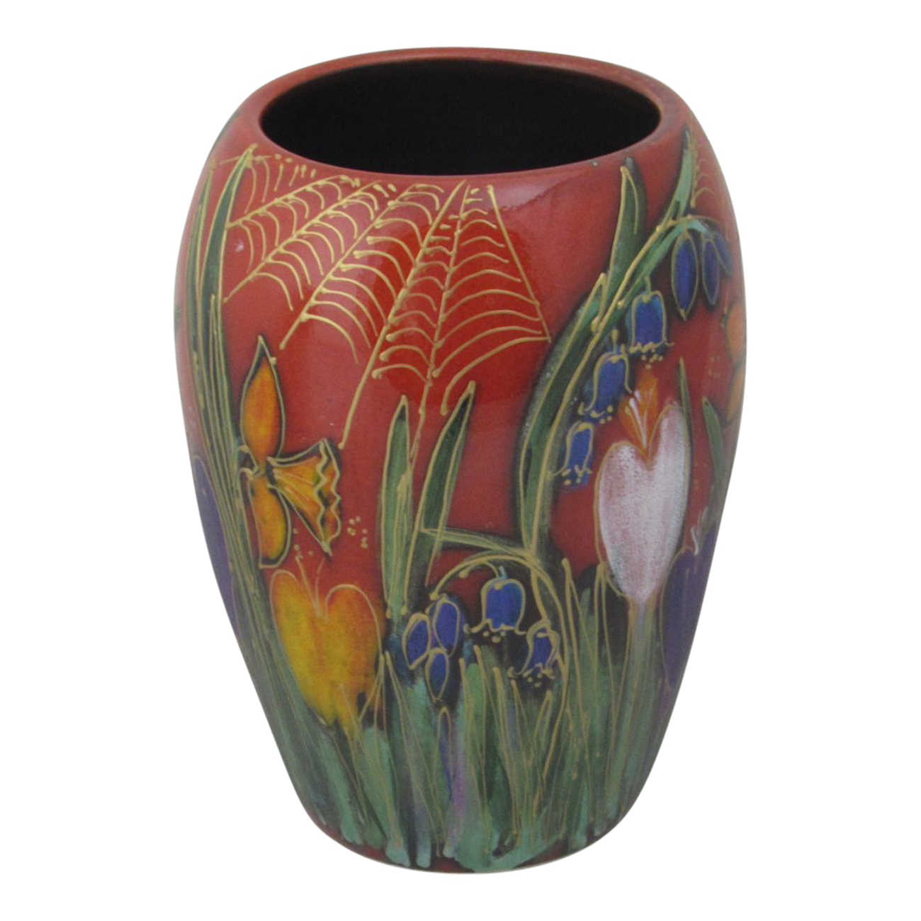 Great Easter Bunny Competition Win This Exclusive One Of A Kind Anita Harris Spring Vase