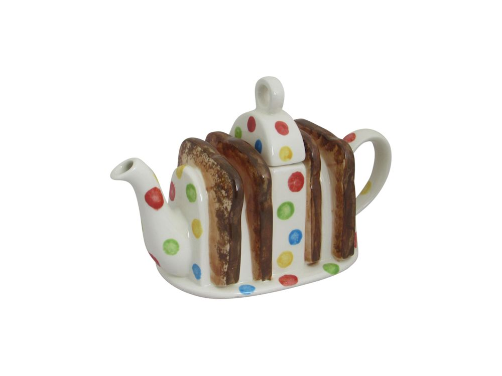 Toast Rack Collectable Teapot Carters of Suffolk