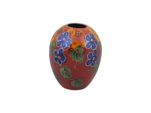 Anita Harris Art Pottery 15cm Vase Perpetual Beauty Design