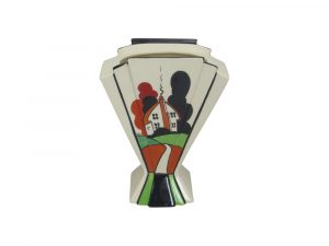 Marie Graves Ceramic Artist Vase Woore Farm Design