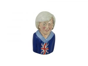Theresa May Toby Jug Union Flag Special Edition