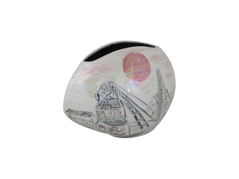 pit head lustre design vase anita harris art pottery. Black Bedroom Furniture Sets. Home Design Ideas