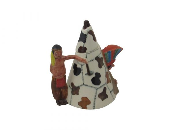 Tippee Collectable Novelty Teapot Moorland Pottery