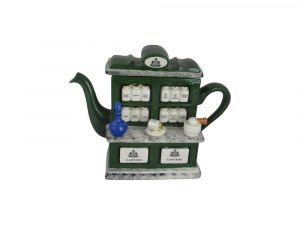 Pharmacy Collectable Novelty Teapot Carters of Suffolk
