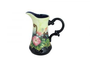 Old Tupton Ware Small Jug Petunia Design