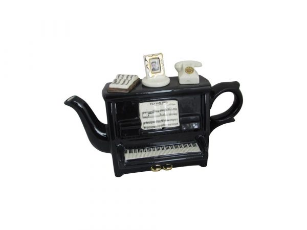 Full Size Piano Collectable Novelty Teapot Carters of Suffolk