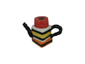 Novelty Collectable Teapot Liquorice Allsorts Design