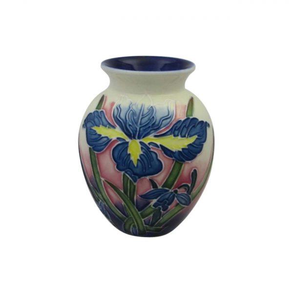 Old Tupton Ware Iris Design 4 inch Vase