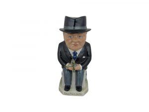 Prime Minister Winston Churchill Toby Jug