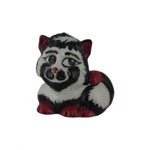 Lorna Bailey Artware Comical Cat Frizzle