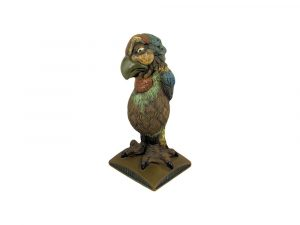 Burslem Pottery Grotesque Bird The Judge