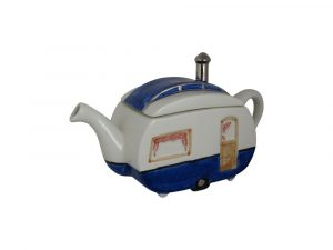 Caravan Full Size Novelty Teapot Carters of Suffolk