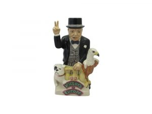 Kevin Francis Ceramics Winston Churchill 50th Anniversary of VE Day Figure