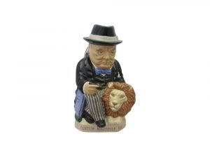 Kevin Francis Ceramics Winston Churchill Spirit of Britain Figure