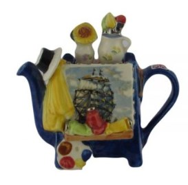 9th Wedding Anniversary Gift Ideas Stoke Art Pottery