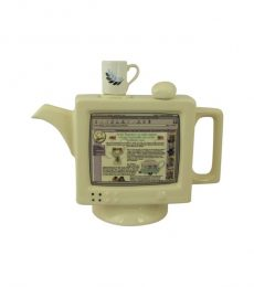 Computea Collectable Novelty Teapot Ceramic Inspirations