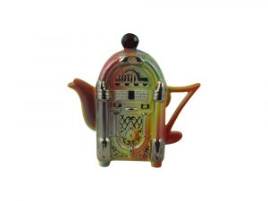 Juke Box Novelty Collectable Teapot Ceramic Inspirations