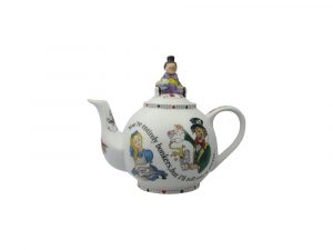Alice Mad Hatter Four Cup Teapot Paul Cardew