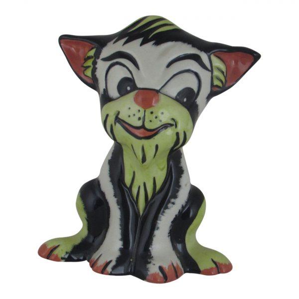 Lorna Bailey Art Ware Pottery Prototype Cat Choo Choo