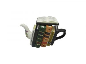 Dickens Books Large Teapot Carters of Suffolk
