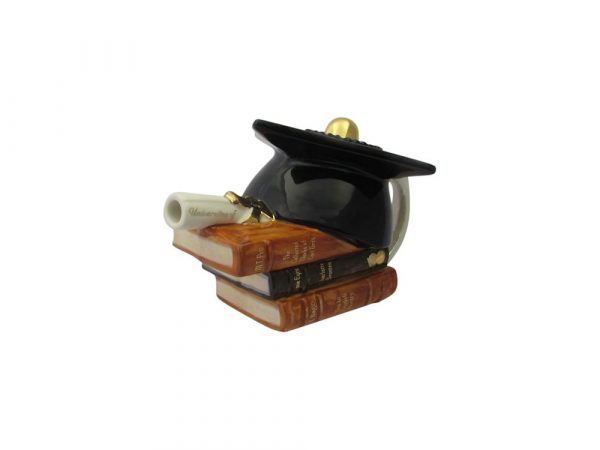 Graduation Hat One Cup Teapot Ceramic Inspirations