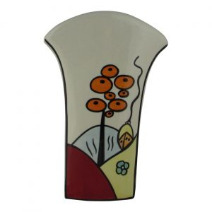 Lorna Bailey Round Top Vase Poolfields Design